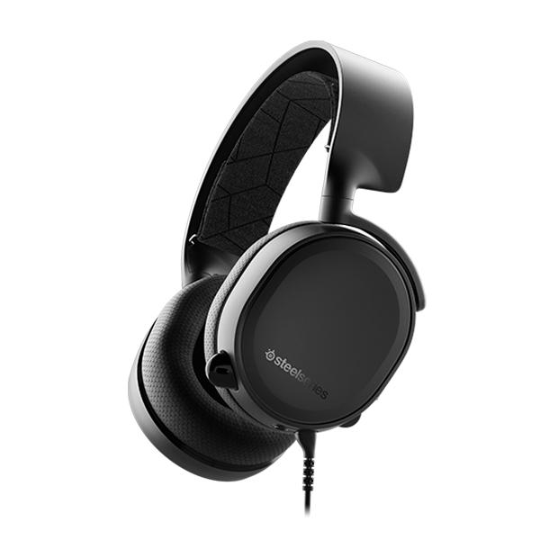 SteelSeries ARCTIS 3 Console PS5 / 有線 電競 耳機 / 台灣公司貨 SteelSeries,ARCTIS 3,有線,耳機,3.5mm,頭戴式,降噪,台灣公司貨,海盜船,電競,PC,SWITCH,PS4,PS5,XBOX