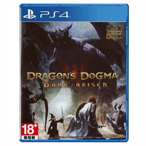 PS4 龍族教義 黑暗再臨*中文版*Dragon's Dogma : Dark Arisen PS4,龍族教義,黑暗再臨,中文版,Dragon's,Dogma,Dark Arisen