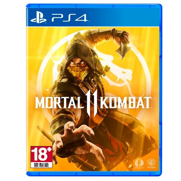 PS4 真人快打11 // 簡體中版 //   預購,PS4,真人快打,格鬥,中文版,國際版,暴力,血腥,RPG,自創角色