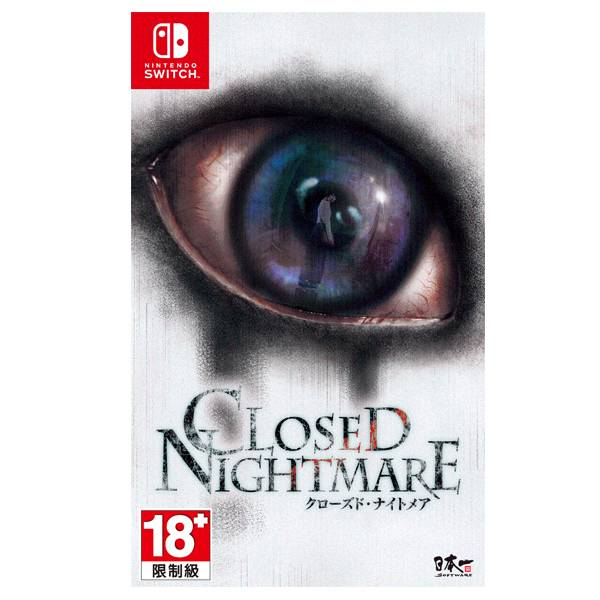 NS CLOSED NIGHTMARE 封閉的夢魘 ※中文版※ Nintendo Switch NS,CLOSED NIGHTMARE 封閉的夢魘,中文版,CLOSED NIGHTMARE,封閉的夢魘,Nintendo,Switch,Nintendo Switch