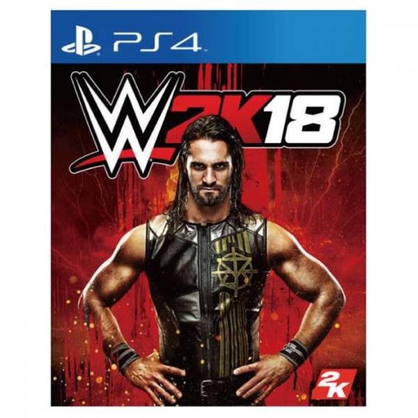 PS4 WWE 2K18*亞英版*激爆職業摔角 PS4,WWE 2K18,亞英版,激爆職業摔角,WWE,2K18