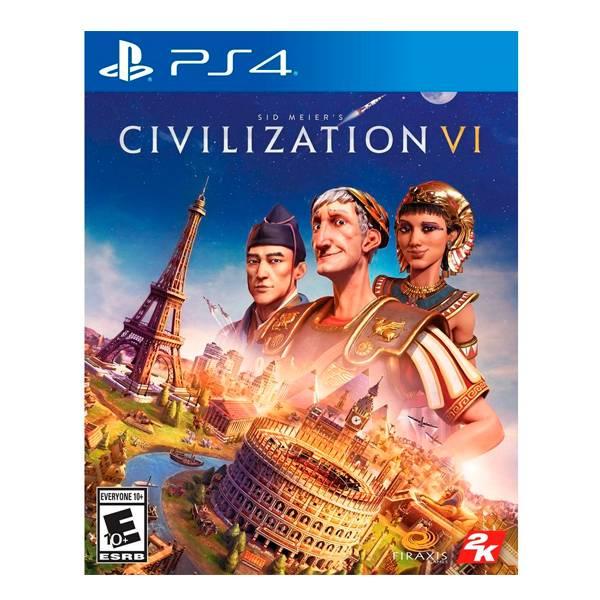 【預購】PS4 文明帝國 6 / 中英文合版 PS4,NS,文明帝國,中文版,中英文合板,回合,RPG,策略,模擬,帝國