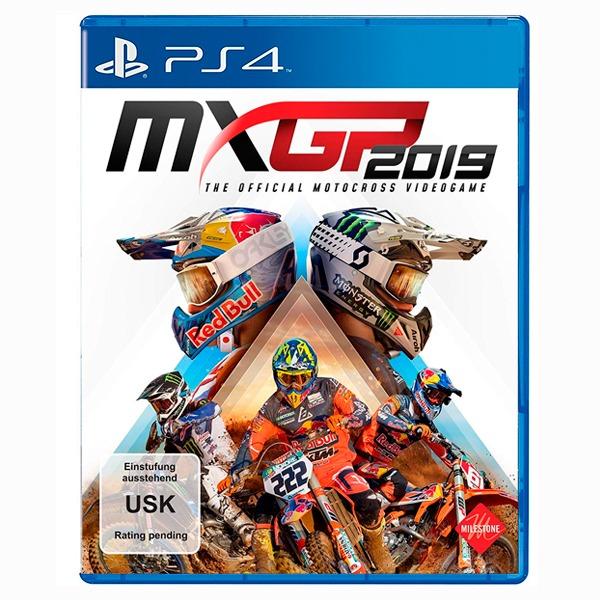 PS4 越野摩托車 MXGP 2019  / 英文版 / PS4,MXGP,2019,越野摩托車,英文版,越野,摩托車,預購