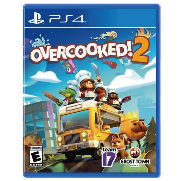 PS4 Overcooked 2 煮過頭 2 ※ 中文版 ※ 地獄廚房 PS4,Overcooked 2,煮過頭 2,簡體中文版,地獄廚房,Nintendo Switch,Nintendo,Switch