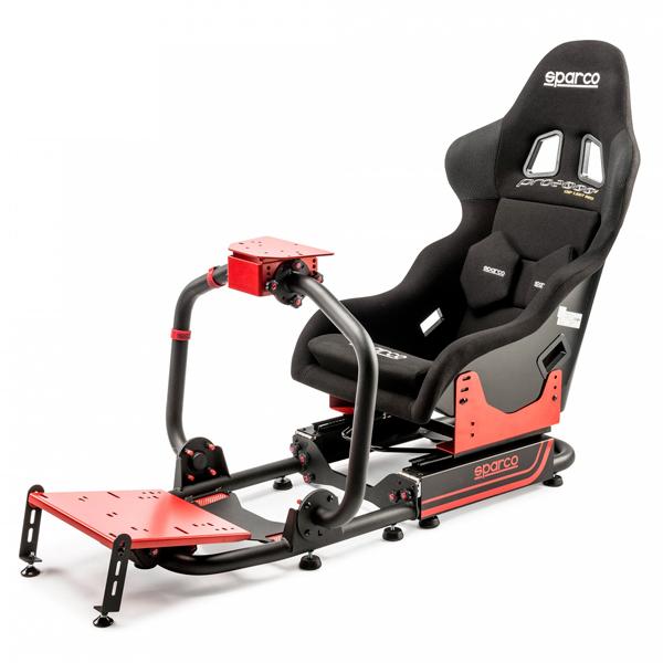 原裝進口 Sparco EVOLVE PRO2000 可折疊 賽車架 ※ AP2 挑戰者賽車架可參考 SPARCO,PS4,賽車架,PLAYSEAT,APIGA,方向盤,折疊賽車架,AP1,AP2,碳纖維