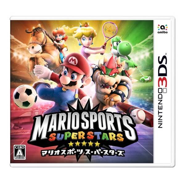 3DS 瑪利歐體壇超明星*日版*Mario Sports Superstars 3DS,瑪利歐體壇超明星,日版,Mario Sports,Superstars,瑪莉歐