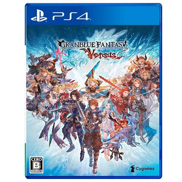 PS4 碧藍幻想 Versus / 中文版 PS4,碧藍幻想,碧藍幻想 Versus,格鬥,2D,手遊,中文版,RPG,培育,奧義
