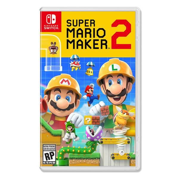 NS 超級瑪利歐創作家2 // 中文版 // SUPER MARIO MAKER 2 預購,NS,超級瑪利歐,創作家,瑪利歐創作家,3DS,設計,關卡,Wii U,SWITCH