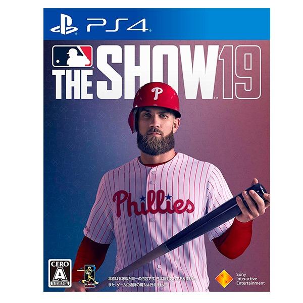 PS4 美國職棒 MLB THE SHOW 19 // 英文版 PS4,美國職棒,MLB THE SHOW 19,英文版,MLB,THE SHOW,大聯盟,美國職棒大聯盟