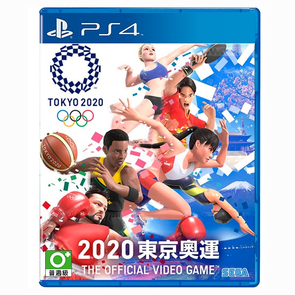 PS4 2020 東京奧運 The Official Video Game // 中英文合版 //  預購,NS,2020,東京奧運,奧運,東京,SEGA,官方,PS4,The Official Video Game