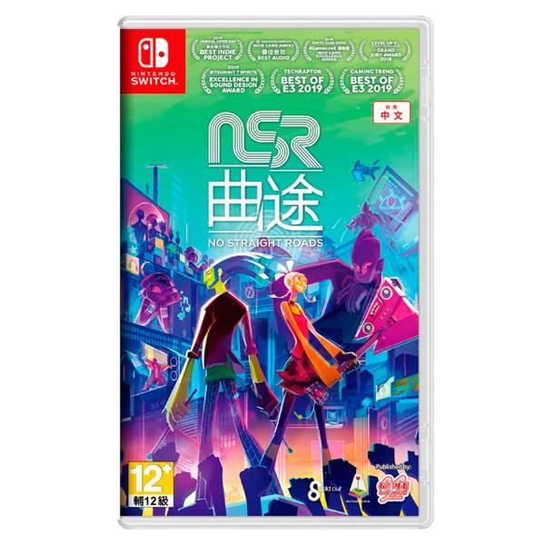 NS 曲途 / 中英文版 預購,PS4,NS,音樂,太空戰士,快打旋風,EDM,節奏,中文,曲途