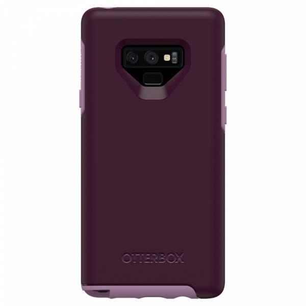 【年終出清 全新品】Samsung Galaxy Note9 OtterBox Symmetry Series Clear 炫彩幾何透明系列 保護殼 【深紫】 S9+,手機殼,保護殼,軍規,防摔,OtterBox,Samsung,XS,11,Galaxy,