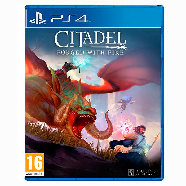 PS4 城塞 火焰之煉 / 中英日合版  預購,PS4,城賽,火焰之煉,魔法,開放世界,生存,RPG,角色扮演,中文版