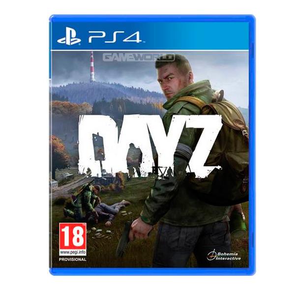 PS4 DayZ / 中文版 PS4,SWITCH,病毒,蘇聯,戰爭, 未知,拯救,俄羅斯