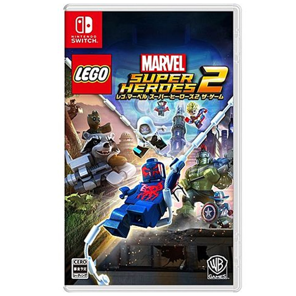 NS 樂高 Marvel 漫威超級英雄 2*中文版*Nintendo Switch NS,switch,Marvel,Nintendo Switch,樂高,漫威超級英雄 2,中文版,LEGO,Marvel,Super Heroes 2