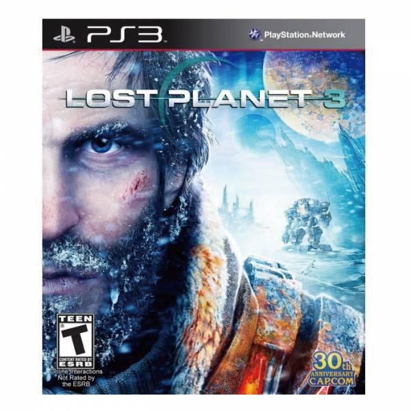 PS3 失落的星球 3 亞英版
