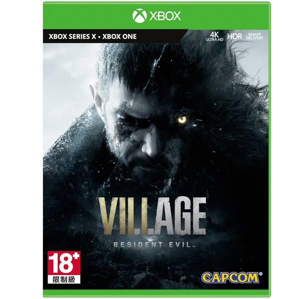 XBOX  惡靈古堡 8 村莊 / 中文版 XBOX,XSX,惡靈古堡,里維,惡靈古堡8,中文,克里斯,惡靈古堡7,村莊,預購