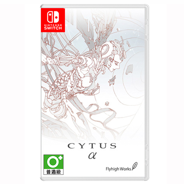 NS Cytus α // 中文版 // 音樂 原創 預購,NS,Cytus α,雷亞,音樂,DEEMO,VOEZ,Cytus,台灣,原創