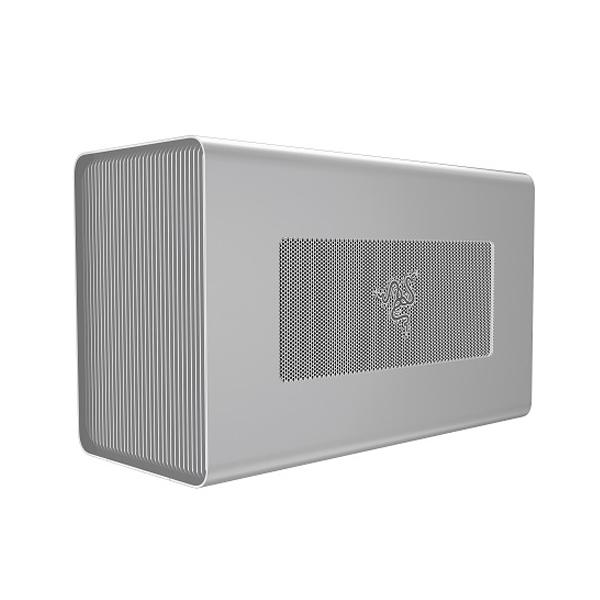 雷蛇 Razer Core X RC21-01310200-R3T1 銀色外置顯示盒 Razer,Core X,電競筆電,雷蛇, 650W,提升Thunderbolt™ 3 ,PCI-Express,RC21-01310200-R3T1,外接顯示盒,鋁質機殼