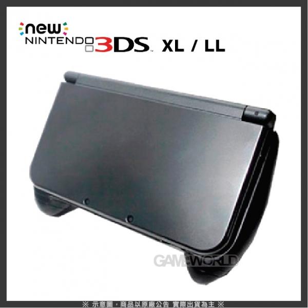 副廠【主機 省力握把】NEW 3DS LL XL 專用※ 可加購 硬殼包 TPU殼 握把,把手,省力握把,NEW 3DS LL,XL,HORI,GAMETECH,硬殼包,鋼化