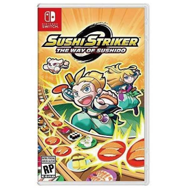 NS 超迴轉 壽司強襲者 ※亞英版※ Start a Sushi Striker NS,超迴轉,壽司強襲者,亞英版,Start a Sushi Striker,NINTENDO,SWITCH,Nintendo Switch