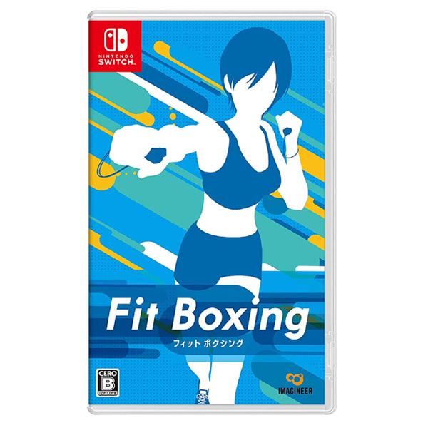 NS 減重拳擊 // fitness boxing // 中文版 // Nintendo Switch NS,減重拳擊,中文版,Fit Boxing,健身,體感