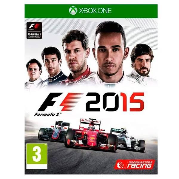 XBOXONE F1 2015*亞英版*一級方程式賽車 XONE,F1,2015,一級方程式賽車,XBOXONE,微軟,X1