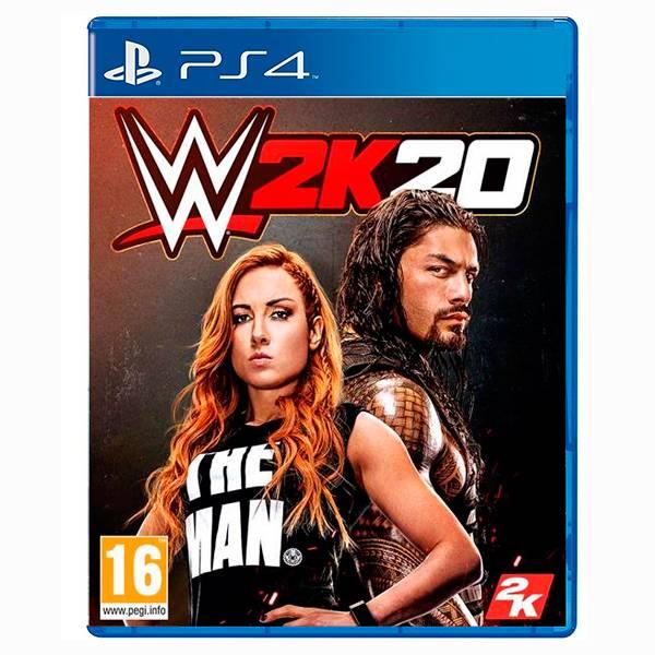 PS4 WWE 2K20 / 英文版 預購,PS4,2K,WWE,2K20,摔角,運動,英文版,NXT,競技