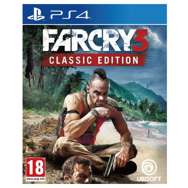 PS4 極地戰嚎 3 經典版 ※中文版※ Far Cry 3 Classic Edition PS4,極地戰嚎 3,經典版,中文版,Far Cry 3,Classic Edition,Far Cry,極地戰嚎