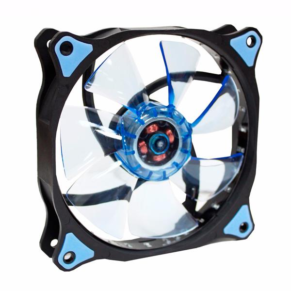 賽德斯SADES SCARAB 聖甲蟲魔- 藍12CM LED 機殼風扇 賽德斯,SADES,SCARAB,聖甲蟲魔,12CM,RGB,機殼風扇,電競,藍