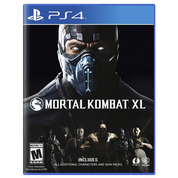 PS4 真人快打 XL*亞英版*Mortal Kombat PS4,真人快打,XL,亞英版,Mortal,Kombat