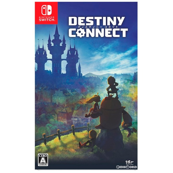NS 命運連動 DESTINY CONNECT / 中文版 預購,PS4,NS,SWITCH,任天堂,命運連結,RPG,角色扮演,DESTINY CONNECT,中文版