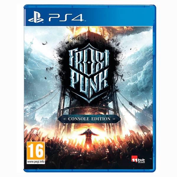 PS4 冰封龐克 / 簡中英文版 PS4,冰封龐克,工業革命,19世紀,劇情,11 bit,簡體中文,高畫質,英文,PC