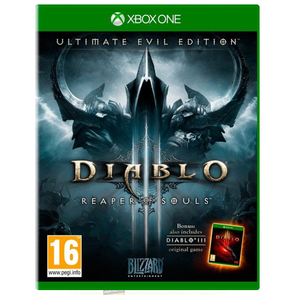 XONE 暗黑破壞神3:奪魂之鐮 / 終極邪惡版*亞英版*Diablo III: Ultimate Evil Edition XONE,暗黑破壞神,奪魂之鐮,終極邪惡版,亞英版,Diablo III,Ultimate Evil Edition,XBOXONE,微軟,X1
