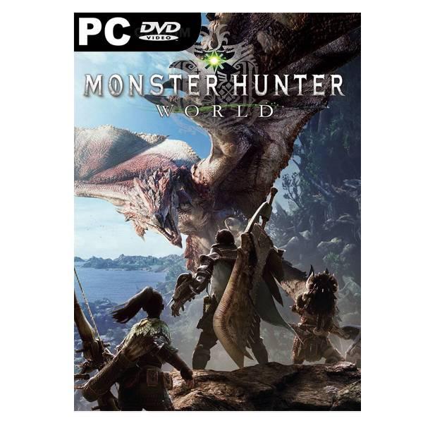 PC 魔物獵人 世界  ※ 中文版 ※  Monster Hunter: World PC,PS4,魔物獵人, Monster Hunter,World,中文版,世界,動作,狩獵