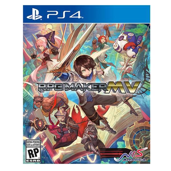 PS4 RPG 製作大師 MV Trinity  ※ 中文版 ※   PS4,RPG,製作,MV,Trinity,連線,作品