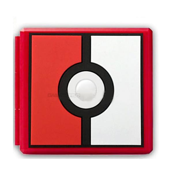 NS 卡夾盒 【寶可夢 樣式】 12+12 可放記憶卡 ※ 另有 瑪利歐 薩爾達 樣式 ※ Nintendo Switch  NS,Nintendo Switch,Switch,任天堂,卡夾盒,收納,記憶卡,瑪利歐,薩爾達,精靈寶可夢