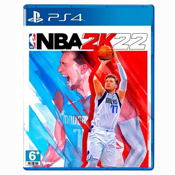 PS4 NBA 2K22 / 中文 一般版 NS,PS4,XBOX,PS5,XSX,NBA,2K22,中文版,2K,籃球