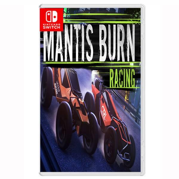 NS Mantis Burn Racing // 亞英日文版 // NS,PS4,亞英版,日文,賽車,競速,多人,mantis,burn,racing,連線
