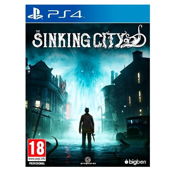 PS4 沈沒之都 The Sinking City / 中文版 預購,PS4,沈沒之都,動作,調查,科幻,奇幻,中文版,The Sinking City