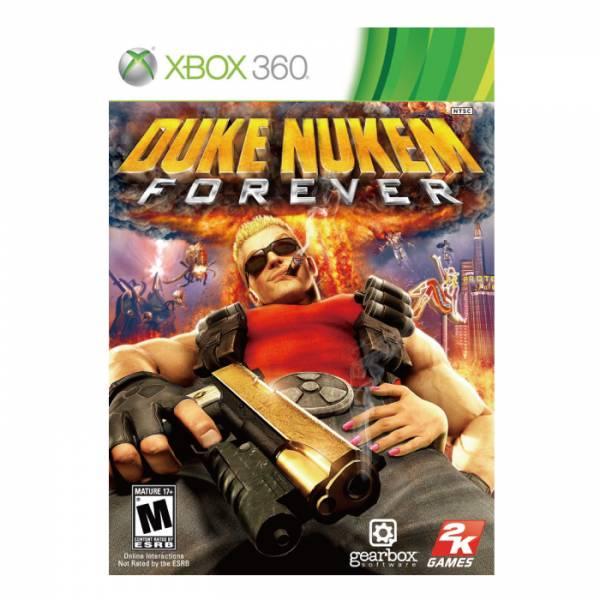 X360 永遠的毀滅公爵*亞英版*Duke Nukem Forever X360,永遠的毀滅公爵,亞英版,Duke Nukem Forever,XBOX360,微軟
