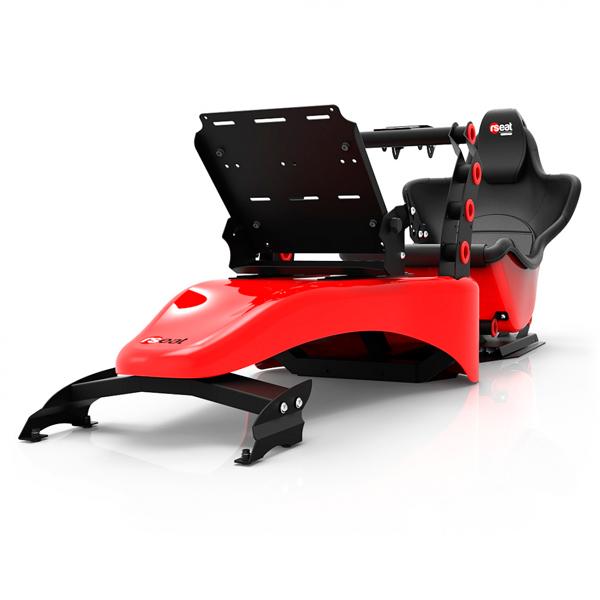 RSEAT RS Formula V2 / F1 坐姿 / 賽車架 + 賽車椅 / 強化金屬材質 / 歐洲進口 賽車架,賽車椅,桶椅,鋼管支架,動態模擬,賽車,方向盤,GT,F1