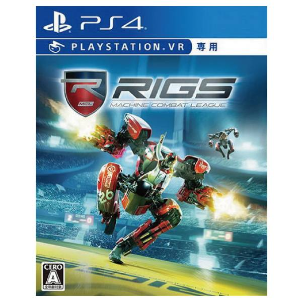 PS4  RIGS 機械化戰鬥聯盟 VR專用※中文版※ Mechanized Combat League PS4,RIGS,機械化戰鬥聯盟,中文版,Mechanized,Combat League,VR專用