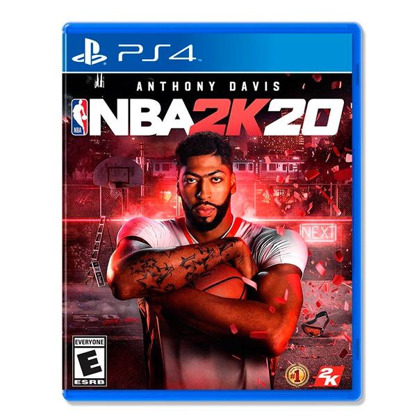 PS4 NBA 2K20  一般版 / 中文版 PS4,NS,運動,中文版,動作,籃球,2K20,角色扮演,球類