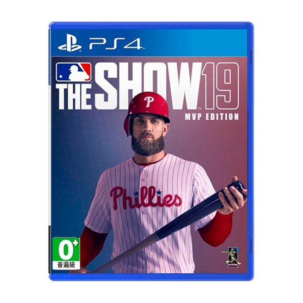PS4 美國職棒 MLB THE SHOW 19 // 英文版 // MVP PS4,美國職棒,MLB THE SHOW 19,英文版,MLB,THE SHOW,大聯盟,美國職棒大聯盟