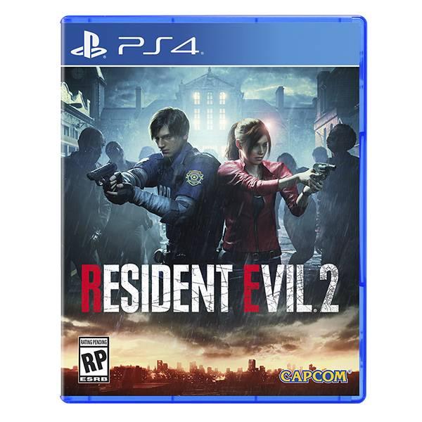 PS4 惡靈古堡 2 重製版 // 鐵盒珍藏版 亞中版 // Resident Evil 2 PS4,惡靈古堡 2,重製版,中文版,Resident Evil 2,惡靈古堡,BIO,鐵盒,珍藏