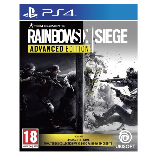 PS4 虹彩六號 圍攻行動 Year 3  進化版*中文版*Tom Clancy's Rainbow Six Siege PS4,虹彩六號,圍攻行動,黃金版,中文版,Tom Clancy's Rainbow Six Siege,gold,AE,進化版,Year 3