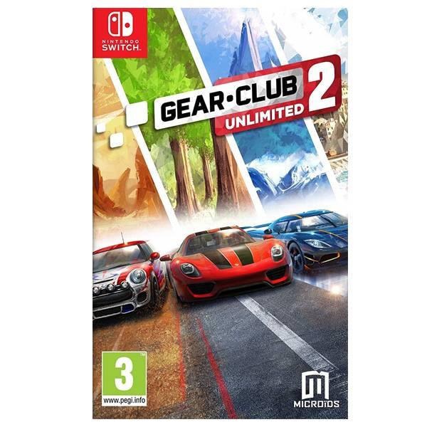 NS 極速俱樂部 無限 2   ※ 中英合版 ※  GEAR CLUB UNLIMITED 2 NS,switch,GEAR CLUB UNLIMITED,日英,賽車,多人,競速