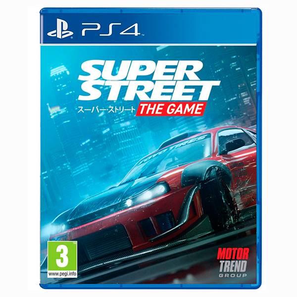 PS4 超級街道賽:The Game / 中文版  NS,PS4,超級街道賽,Ths Game,賽車,街頭,競速,中文版,美國
