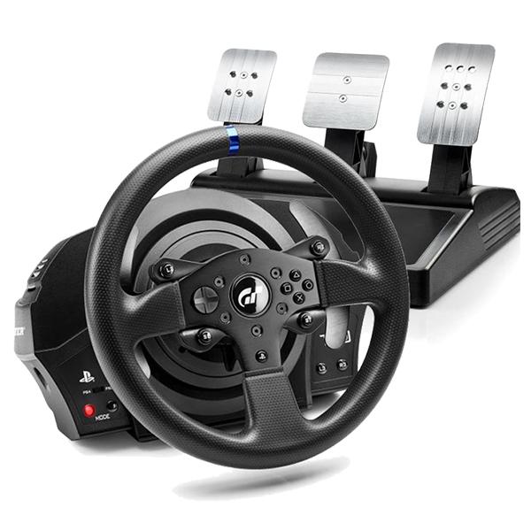T300RS GT 動力回饋 方向盤 三踏板 THRUSTMASTER  PS4,T300RS,T300,G29,T150,TGT,推薦,羅技,方向盤,賽車架